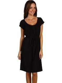 Tommy Bahama - Tambour Pleated Dress (Black) - Apparel, $128.00 | www.findbuy.co #TommyBahama