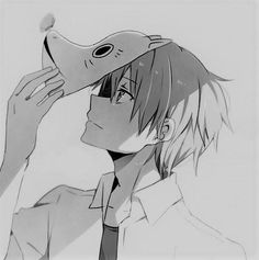 Gin - Hotarubi no Mori e .this anime is soooo sad 😢😣😟 Anime Boy Smile, Anime Boys, Manga Boy, Anime Manga, Anime Art, Hotaru No Mori E, Gin Anime, Tamako Love Story, Hotarubi No Mori