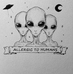 Pin de khalid soboh em infographic art, alien drawings e alien art. Alien Drawings, Art Drawings, Hipster Drawings, Space Drawings, Alien Tattoo, Alien Art, Graffiti Art, Art Inspo, Art Sketches