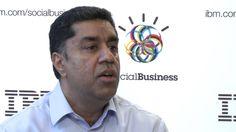 IBM's Sandy Carter interviews MutualMind CEO Babar Bhatti at #SXSW 2014