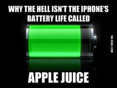 Omg!!! Apple Juice!!!
