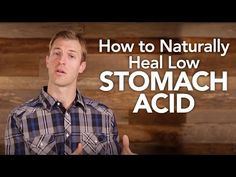 5 Steps to Naturally Heal Low Stomach Acid - Dr. Axe http://www.draxe.com #health #holistic #natural