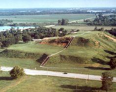 Cahokia Mounds, Collinsville, Illinois