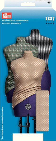 Dress Forms - DECO Paspop hoes beige maat M - from Textielstad.nl! The largest collection in Europe