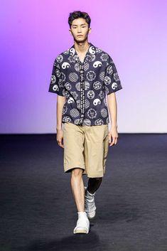 La nueva juventud plástica y deportiva se hace presente en la colección Spring-Summer 2017 de KIMMY.J en Seúl