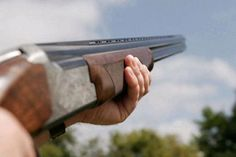 To go Clay Pigeon Shooting more and maybe even join a club.