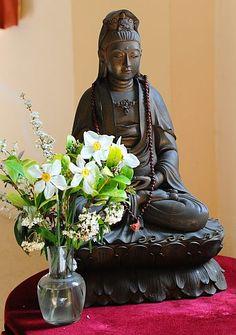 Buddhas and Bodhisattvas | Gaia House