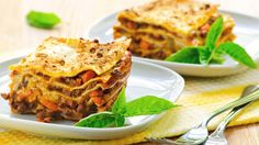 """Make family mealtime special with """"Cake Boss"""" Buddy Valastro's recipe for his Grandma Maddalena's Sausage Lasagna."""