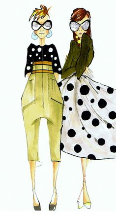 Fashion illustration  #fashion #sketch #illustration
