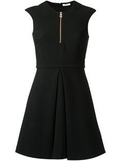 Versace Collection Vestido com pregas