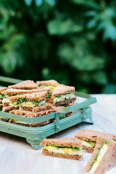 Da casa Manioca: receita de sanduíche verde