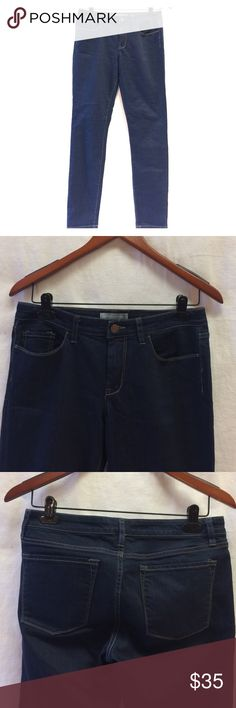 Banana Republic Skinny Jeans Worn once. Skinny fit jeans. Stretchy and comfy. Banana Republic Jeans Skinny