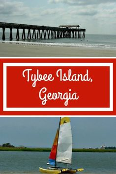 The Laid-Back Charm of Tybee Island, Georgia #georgia #exploregeorgia #tybeeisland #beach #springbreak18