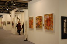 Partecipazione a: ARTE Cremona - Fiera d'arte - 09/11 febbraio 2013 - Galleria l'Artista - Lendinara- Ro