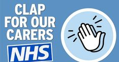 The NHS is facing a battle we have never seen before in the UK, and it's time we thanks them with a round of applause. 'Clap For Our Carers' happens on Thursday, March 26 at Working For The Nhs, Project R, Secondary Research, All Nurses, Campaign Posters, Keep The Faith, Social Media Channels, Uk News, Survival Prepping