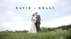 David + Kelli on Vimeo White Gowns, Wedding Film, Wedding Videos, Dream Wedding Dresses, David, Wedding Photography, Bride, Instagram, Amazing