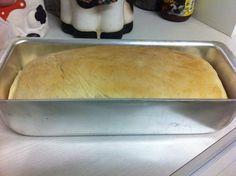 Receita de Pão com farinha de arroz (sem glúten)