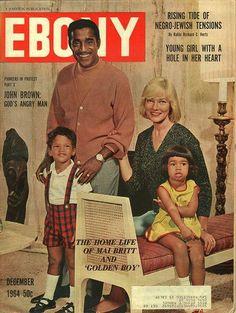 Ebony December 1964 Jet Magazine, Black Magazine, Life Magazine, Vintage Magazines, Vintage Ads, Vintage Black, Ebony Magazine Cover, Magazine Covers, Dona Summer