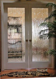 """Decorative Glass Solutions """"Bamboo"""""""
