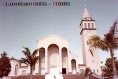 Lambari - MG 1980 - Catedral