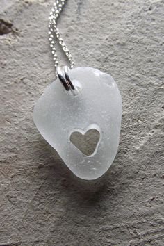 <3.Genuine Sea Glass Jewelry.<3
