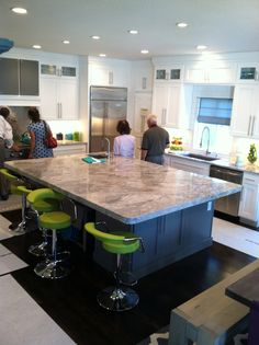 Kitchens Islands With Seating On Pinterest Kitchen