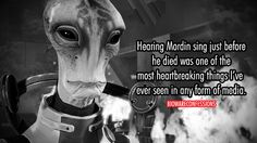 -BIOWARE CONFESSIONS (it made me tear up) ...Really? Cuz me I just got pissed off.