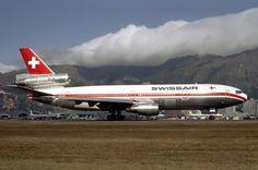 Swissair McDonnell Douglas DC-10-30