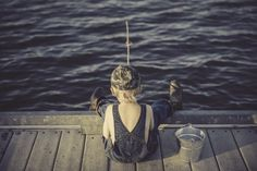 przerwa od Sposób na wsparcie dziecka.   Agnieszka Misiak Fishing Kit, Fly Fishing Tips, Fishing Supplies, Fishing Girls, Bass Fishing, Fishing Basics, Fishing Tricks, Best Fishing Days, Water Movement