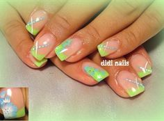 summer nails by dijana