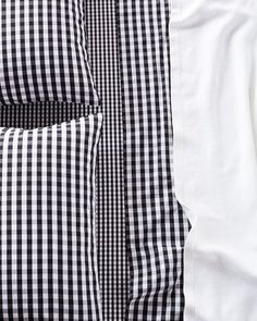 Black Gingham Sheet Set By Serena Lily Queen Sheets Bed Sets