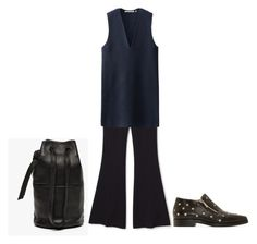 """Untitled #945"" by vilmaworethat ❤ liked on Polyvore featuring Jimmy Choo and Erin Templeton"