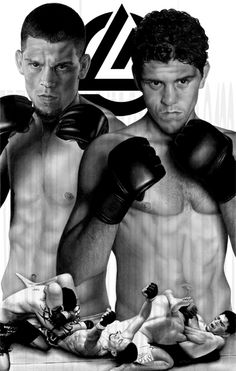 """The Diaz brothers: the bad boys of the UFC. I like them because they have not forgotten where they come from."" - Pretty well said."