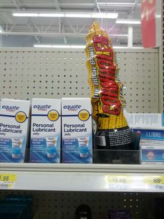Only at Walmart.