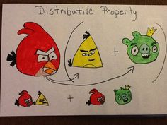 Distributive Property!
