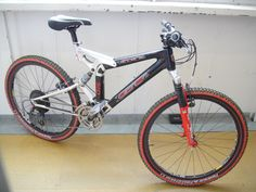 1999 GT STS XCR 1000 retro mountain bike