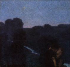 Evening Star - Franz Stuck
