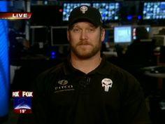 Navy SEAL Chris Kyle