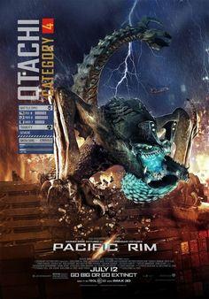 Uno de los Kaiju, Otachi para ser más exacto