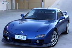 2002 Mazda RX-7 FD3S