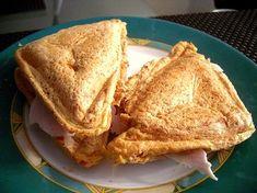 Otrębowe tosty dla dietujących i nie tylko French Toast, Food And Drink, Breakfast, Morning Coffee