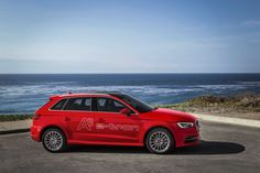 10 Beautiful Audi A3 Sportback Side View Wallpapers