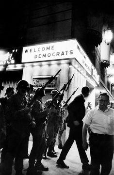 36 Chicago 1968 Ideas Chicago 1968 Democratic Convention Democratic Convention