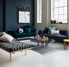 Living room ideas, new frontiers in upholstery, innovative fabrics and fresh takes on old ideas with Gabby Deeming (houseandgarden.co.uk)