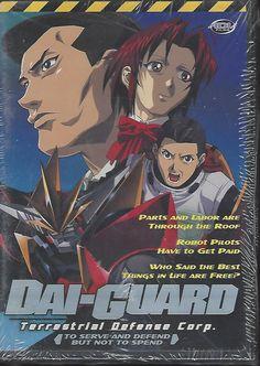Dai-Guard - Vol. 2: To Serve & Defend (DVD, 2002)
