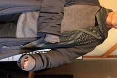 grey kali knit
