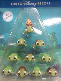 Tokyo Disney figure items
