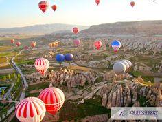 Um de meus sonhos - Passeio de Balão, Capadócia