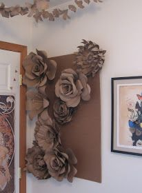 Valerie Paperie: Giant Wall Rose Giveaway!