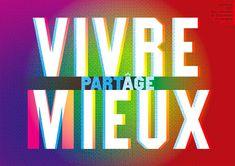 Sébastien Marchal - Vivre Vieux/Mieux - Affiche pour la CGT retraités de Chaumont - 2017